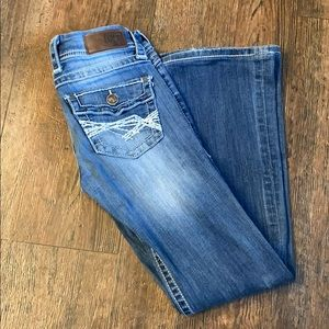 Like new BKE Stella size 25R boot cut